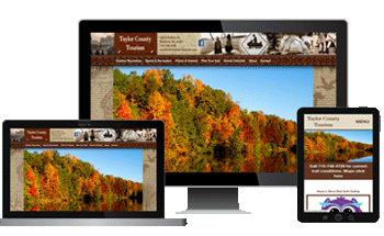 responsive-web-design-for-taylor-county-tourism-in-medford-wi